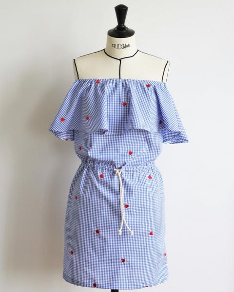 couture débutant robe Khalo