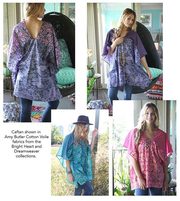 Robe d'été facile à coudred'Amy buttler