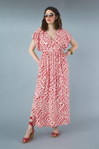 Robe Caftan Charlie de Closet Patterns