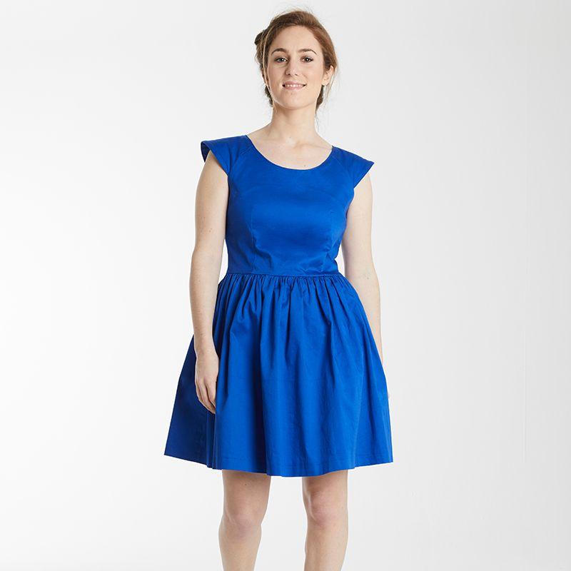 Patron de robe Coralie Bijasson modèle aurore