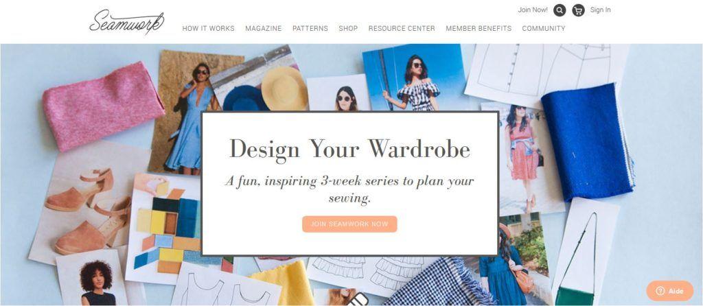 Méthode de couturedesign your wardrobe