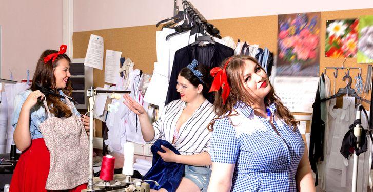 Méthode de couture dans un cours de couture