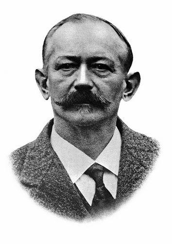 portrait Karl Friedrich Gegauf