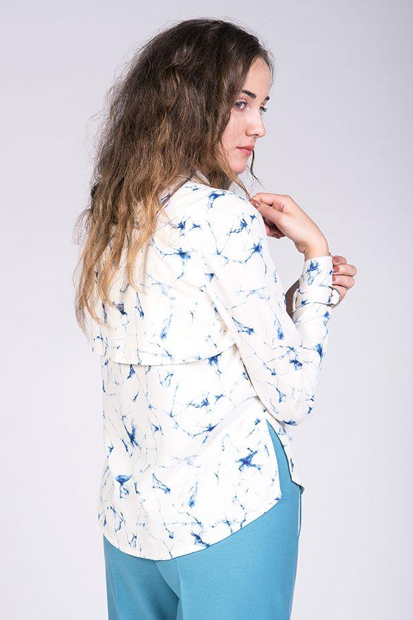 patron couture chemise Helmi de named