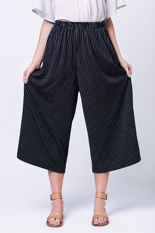 patron pantalon court Ninni de named