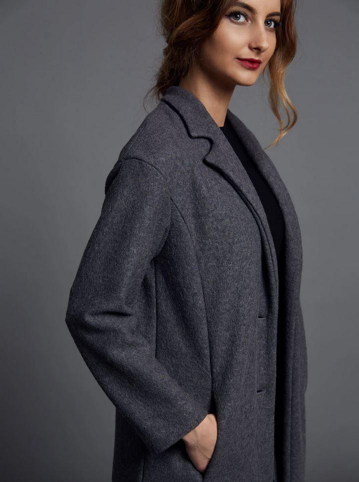 patron de couture du manteau avid seamstress de coté