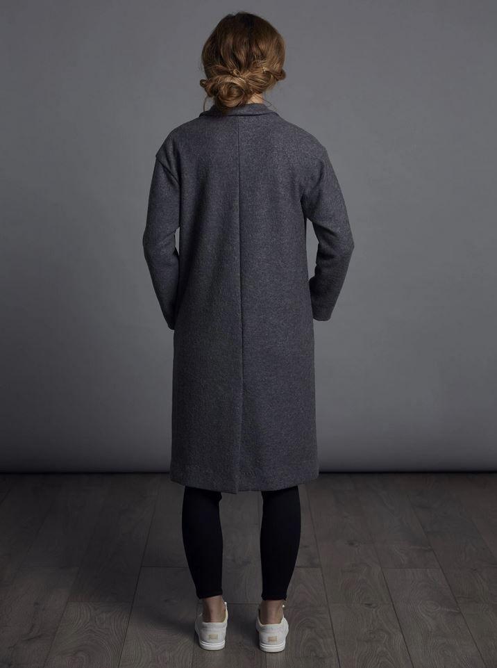 manteau the avid seamstress long